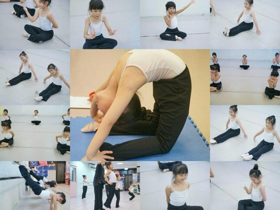 民族基本課 Chinese Dance